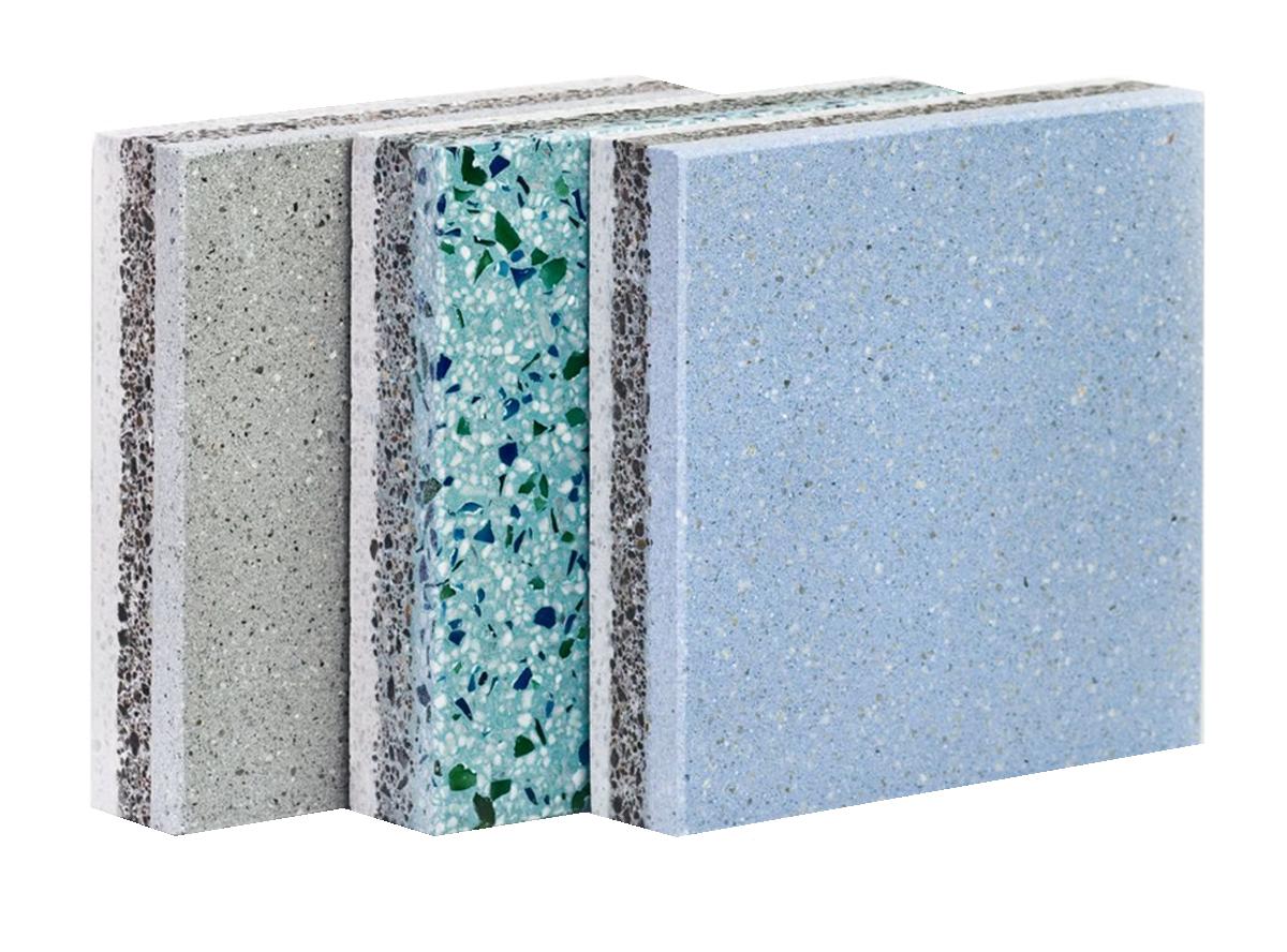 Granisol Oberfläche